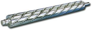 Спиральная ножевая головка двухстороннего рейсмуса EC 610