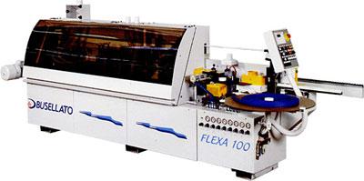 Кромкооблицовочный станок Flexa 100