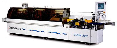 Кромкооблицовочный станок Flexa 200