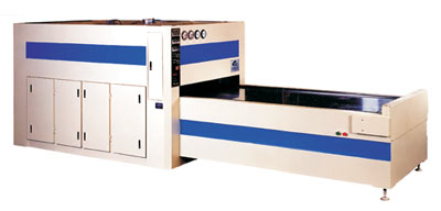 Мембранно вакуумный пресс NKAP-2500