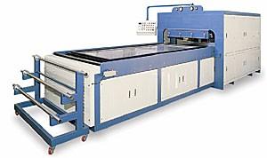 Пресс мембранно-вакуумный с автоматической загрузкой модель BR-2600