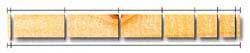 Режим выпиливания блоков заданной длины